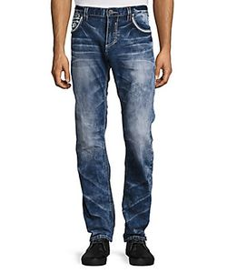 Affliction | Ace Burning Straight Leg Jeans