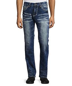 Affliction | Ace Standard Straight-Leg Jeans