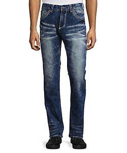 Affliction | Ace Standard Straight-Leg Jeans