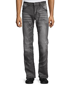 Affliction | Cooper Straight Leg Jeans