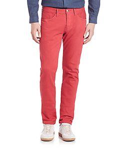 3X1 | M5 Low-Rise Selvedge Slim-Fit Jeans