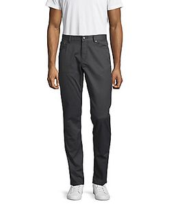 Michael Kors | Slim-Fit Cotton Twill Pants