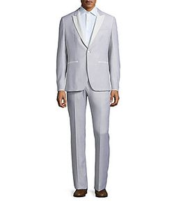 John Varvatos   Slim-Fit Austin Wool-Blend Tuxedo