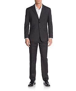 Moschino | Regular-Fit Stretch Wool Suit