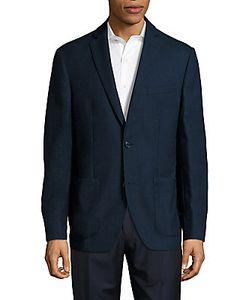 Saks Fifth Avenue | Regular-Fit Wool Blazer