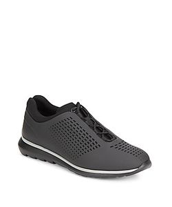 Zegna Sport | Perforated Sneakers
