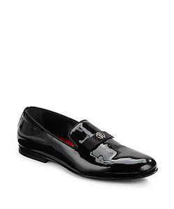 Roberto Cavalli | Leather Slip-On Shoes