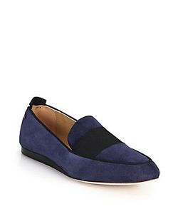 Rag & Bone | Sia Suede Smoking Slippers