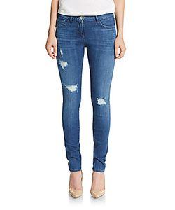 3X1 | Distressed Skinny Jeans