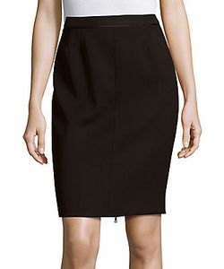Narciso Rodriguez | Solid Column Skirt