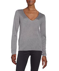 Zadig & Voltaire | Solid Long Sleeves Top