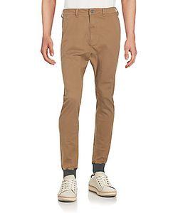 Zanerobe | Solid Ribbed Cuffs Pants