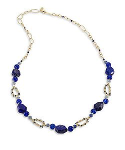 Alexis Bittar | Miss Havisham Beaded Chain Necklace