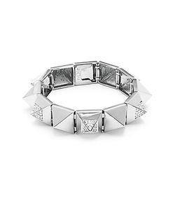 Noir | Cubic Zirconia Crystal Bracelet