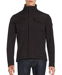 Michael Kors | Funnelneck Multi-Pocket Jacket