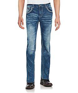 Affliction | Cooper-Fit Fleur Jeans