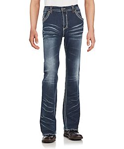 Affliction | Dark Wash Denim Jeans