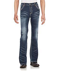Affliction | Dark Wash Denim Jeans