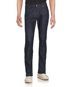 Raleigh Denim | Slim-Fit Cotton Jeans