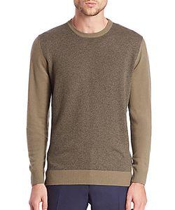 Corneliani | Jacquard Wool Sweater