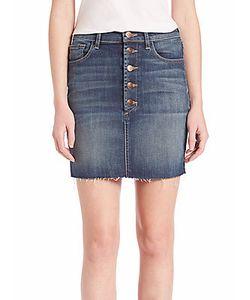 J Brand | Rosalie Button Skirt