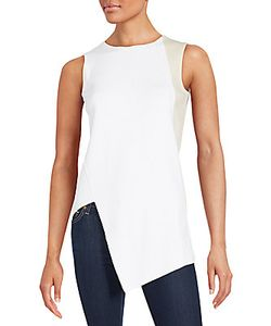 Narciso Rodriguez | Cashmere Blend Sleeveless Top
