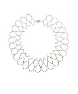 Noir | Collar Necklace19in