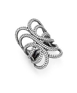 Noir | Crystal Ring