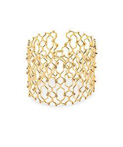 Noir | Crystal Cuff Bracelet