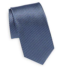 Brioni | Wave Patterned Silk Tie