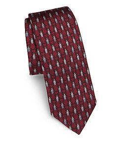 Dolce & Gabbana | Silk Printed Tie