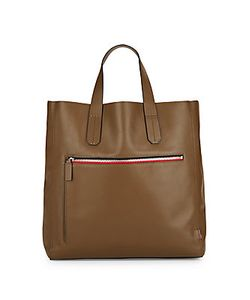Uri Minkoff | Unlined Leather Tote Bag
