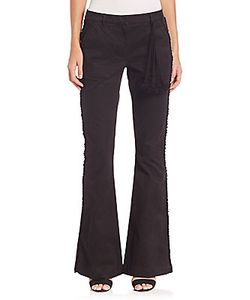 Figue | Side-Fringe Gregorie Pants