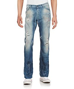 Prps | Pangaroo Distressed Mid-Rise Jeans