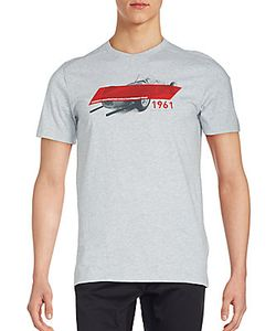 Puma | Solid Cotton T-Shirt