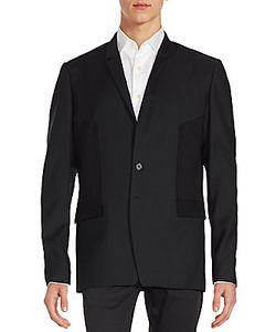 Juun.J | Long Sleeve Solid Jacket