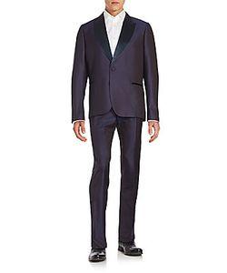 Paul Smith | Cotton Wool Peak Lapel Suit