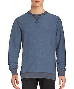 Salvatore Ferragamo | Ribbed Wool Cashmere-Blend Sweatshirt
