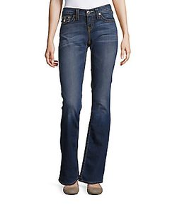 True Religion | Five-Pocket Flared Jeans