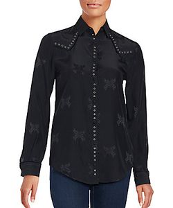 Zadig & Voltaire | Solid Cotton Shirt