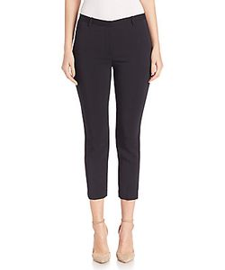 Rosetta Getty | Cady Slim-Fit Cropped Pants