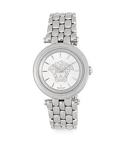 Versace | Khai Round Bracelet Analog Watch