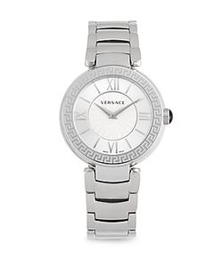 Versace | Stainless Steel Quartz Watch
