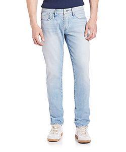3X1 | M3 Selvedge Slim Straight-Leg Denim