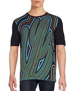 Salvatore Ferragamo | Cactus Knit Woolen Pullover