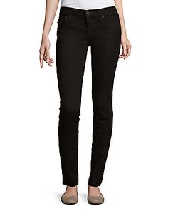 True Religion | Solid Skinny Jeans