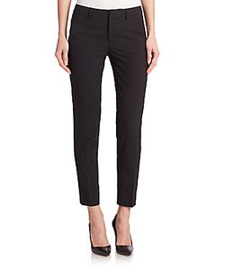 Vince | Wool Side Strapping Pants