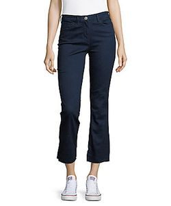 3X1 | Cropped Boot-Cut Jeans