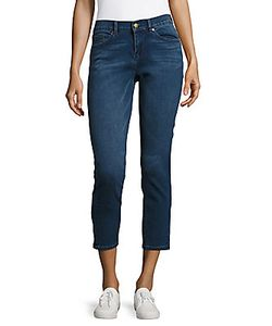 Karl Lagerfeld | The Karl Cropped Skinny Jeans