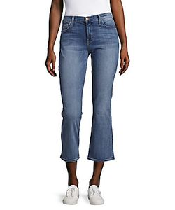 Current/Elliott | The Kick Cropped Jeans